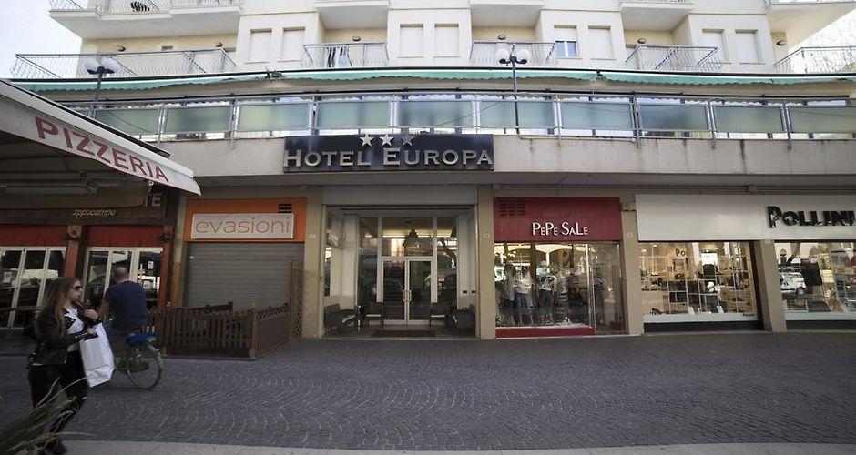 super popular c13b0 6d436 HOTEL EUROPA RIMINI - Rimini, Italy